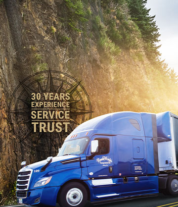 Tradewinds Transportation | 30 Years of Experience, Service